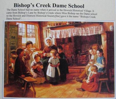 Boxed Collection Alan La Roche Research Notes Bishop Creek Dame School; Alan La Roche; 1975-2010; 2012.44.1