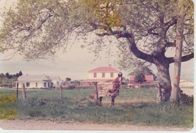 Bell Homestead.; La Roche, Alan; 1/10/1976; 2018.052.20