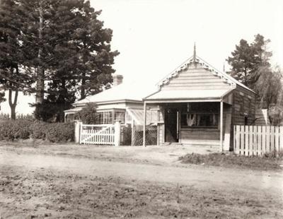Nicholson's Butcher Shop, near cnr. Picton St & Se...