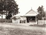 Nicholson's Butcher Shop, near cnr. Picton St & Selwyn Rd. C 1912.; C 1912.; 11068