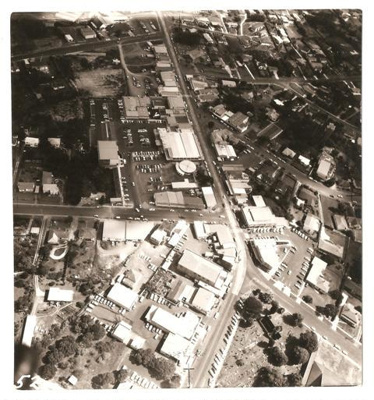 Aerial View, Howick, 1972; January 1972; 00049