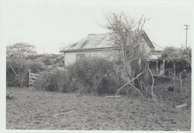 Whitford Road Homestead; 1/07/1972; 2018.145.03