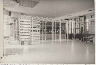 Howick Telephone Exchange; 8 Aprilr 1972; 2017.650.96
