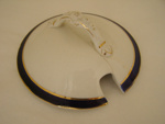 Lid (Vegetable Dish lid); 2006.264.1B