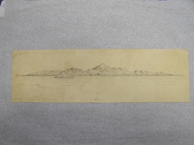 """Red Sea'""; Col. Arthur Morrow (1842-1937); 2010.62.1"