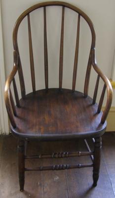 Bentwood Weston wooden chair; 1860's; 2011.52.1