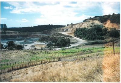Whitford quarry, 2008; La Roche, Alan; 2008; 2017.080.21