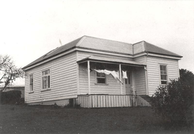 Old Schoolhouse, Minerva Tce, Howick. Photo taken ...