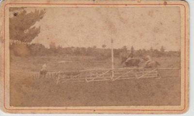 Pakuranga Hunt Club 1886; Willmott, E, Auckland; 23 October 1886; 2017.364.15