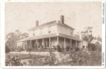 """Bleakhouse"", Bleakhouse Rd, Howick. c 1880.; R. Redfern; c.1880; 13602"