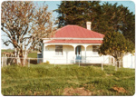 Farm Cottage, Gills Road, Howick.; 1975; 11023