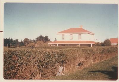 Bell house.; Hattaway, R; 1970s; 2018.055.60