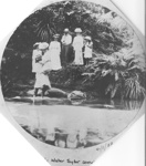 Evans Family - Holiday at Maraetai Beach; 1908