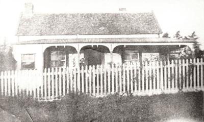 Brindle's Cottage, 33 Drake St, Howick, 1922.; 1922; 11075