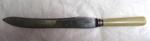 Carving knife; Thomas Turner & Co.; 2010.105.1