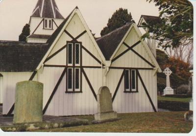 All Saints Church 1985; La Roche, Alan; 1/05/1985; 2018.198.40