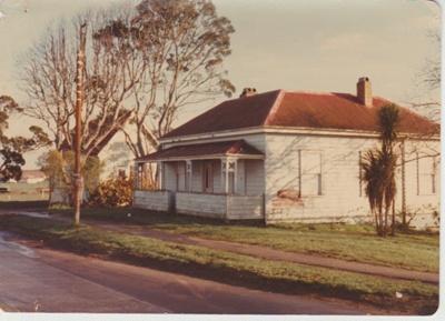 Headmaster's House, William Green Domain; 1/08/1975; 2019.002.02