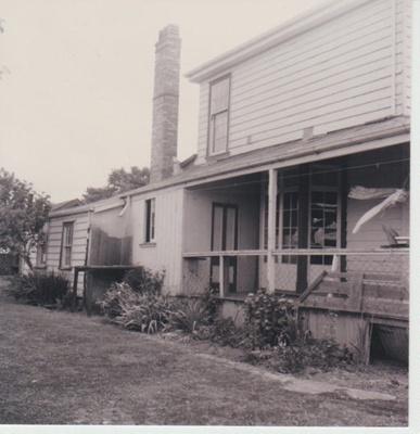 Bell House c1970.; McCaw, John; c1970; 2018.063.70