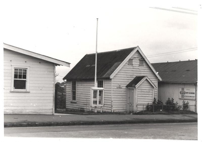 Courthouse, Picton St, Howick.; 1969; 13902