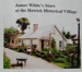 Boxed Collection Alan La Rohe research notes James White's Store; Alan La Roche; 1975-2010; 2012.58.1