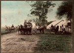 Fitzpatrick's Farm near Ohuiarangi or Pigeon Mountain; c1900; 3010