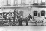 'Ophir' Horse Bus; c. 1900; 9131
