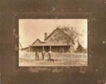 Nicholas Homestead, Somerville Road, Howick.  ; c 1920; 11029
