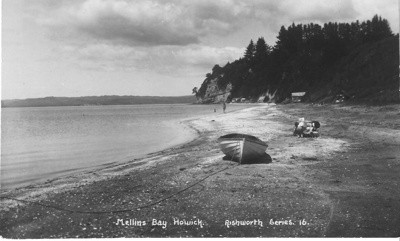 Mellons Bay looking East; Frank Duncan & Co; unk; 7260