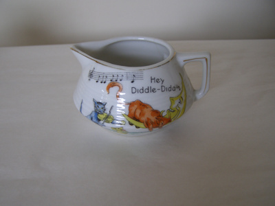 China Milk Jug; 2011.68.6