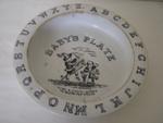 Baby's  China Plate; Baby's China Plate