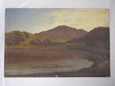 Oil Painting of Okupu/Arahua Bay