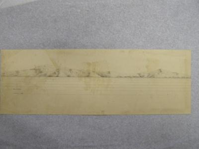 """Cape Trafalgar""; Col. Arthur Morrow (1842-1937); 17th of December, 1892; 2010.59.1"