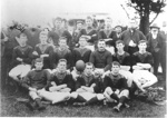 Howick Football Club - Village Green; c. 1902; 8005
