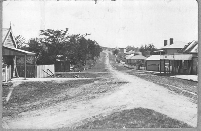 View of Picton Street from junction of Picton and ...