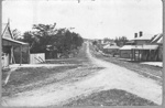 Picton Street looking towards Stockade hill; 1908; 1009