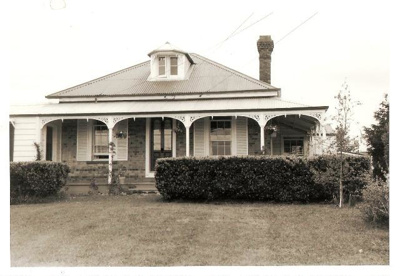 Woodcote, the McMillan Homestead, 159 Bleakhouse R...