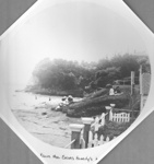 From Evans Family Beach House; 1908; Evans Family Album