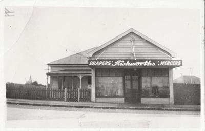 Draper Rishworths: Mercers, Picton St, Howick. Onc...
