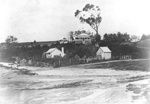 Howick Beach and Granger Road; c. 1900; 5024