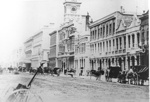 Queen Street, Auckland City; C. 1900; 9112