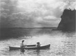 Canoe - Vernon and Hazel; c. 1908; 5017