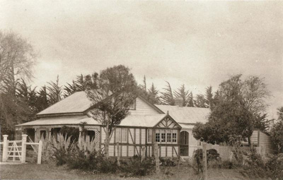 """""""Normangarth"""", 63 Cook St, Howick.; 13705"""