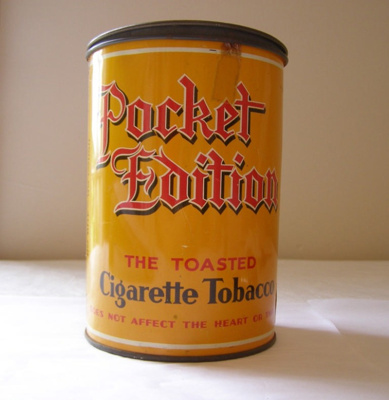Tobacco tin; A. Harvey and Sons LTD.; 2011.4.1