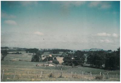 Bradbury's Farmhouse and Bell Farm; 1950; 2016.248.21