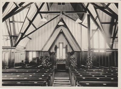 St Peter's Church, Onehunga; Richardson, James D, Empire Road, Epsom; 2018.277.17