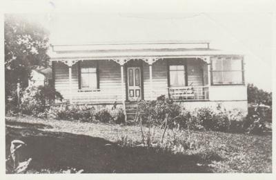 Crawford homestead.; c1945; 2017.595.02