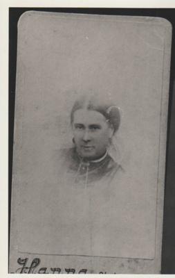 Isabella Anne Louisa Peacocke; 2018.403.17