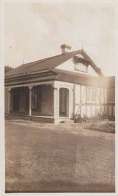 Normangarth on Cook Street.; 1/08/1948; 2018.030.08