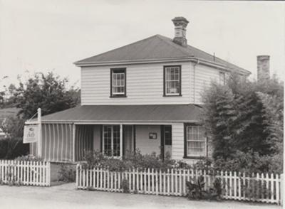 Bell House restaurant.; Eastern Courier; 1992-2000; 2018.067.77