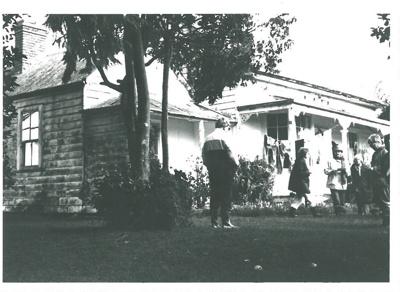 Willowbank cottage, 1991; La Roche, Alan; 1/08/1991; 2017.159.42